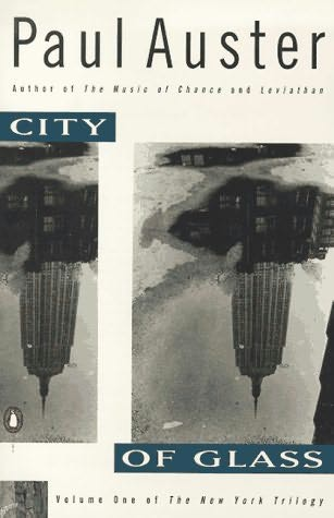 The first book in the New York Trilogy series) (1985) A novel by Paul Auster