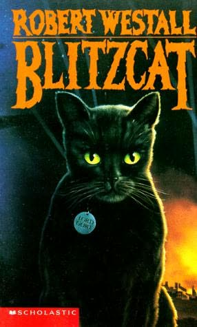book cover of   Blitzcat   by  Robert Westall