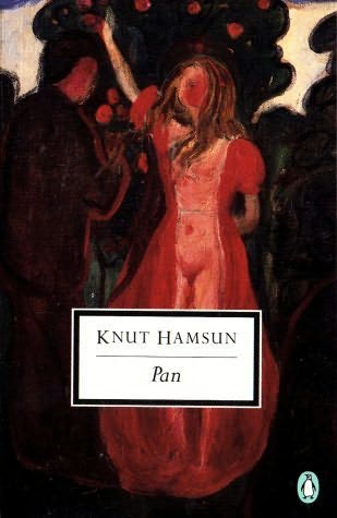 book cover of   Pan   by  Knut Hamsun