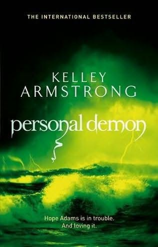 book cover of Personal Demon (Women of the Otherworld, book 8) by Kelley Armstrong