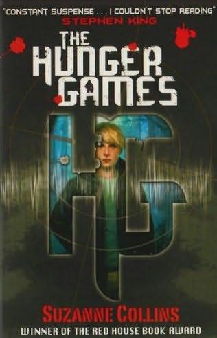Hungry for a good book?  Read the Hunger Games by Suzanne Collins.