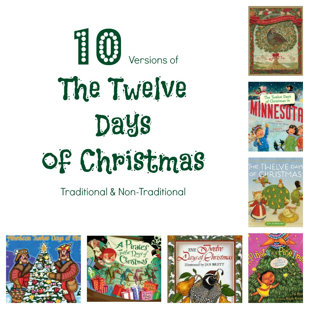 The Twelve Days Of Christmas Picture Books