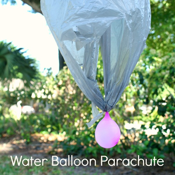 FB-Water Balloon Parachute