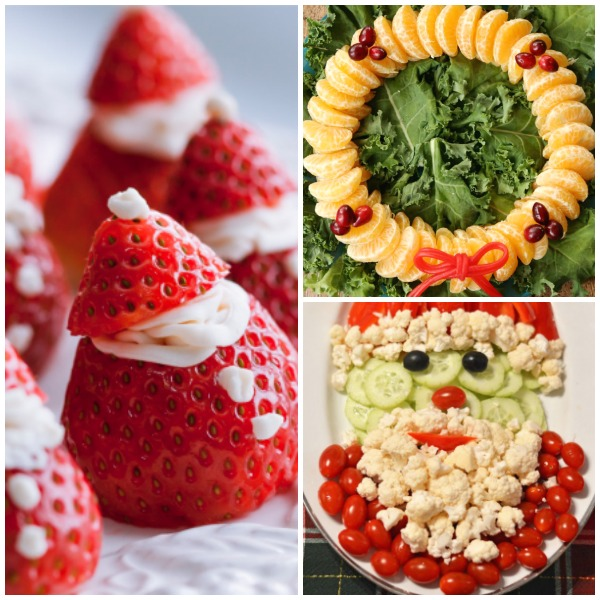 25 Healthy Christmas Snacks Fantastic Fun Amp Learning