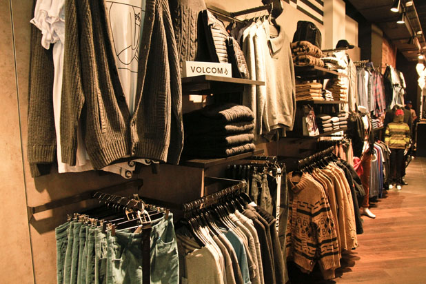 Volcom Store @ Barcelona