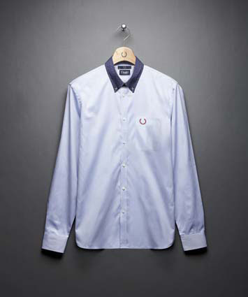 Fred Perry x Drake´s of London