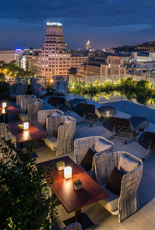 El Terrat @ Mandarin Oriental Hotel