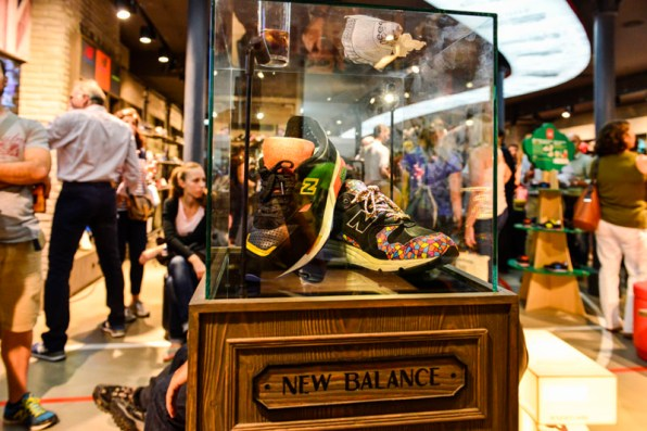 Inauguración New Balance Experience Store