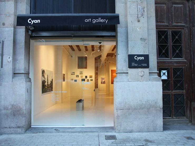 Cyan Gallery