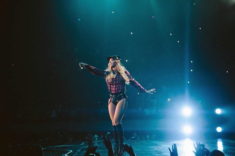 Beyoncé @ Palau Sant Jordi (Barcelona)