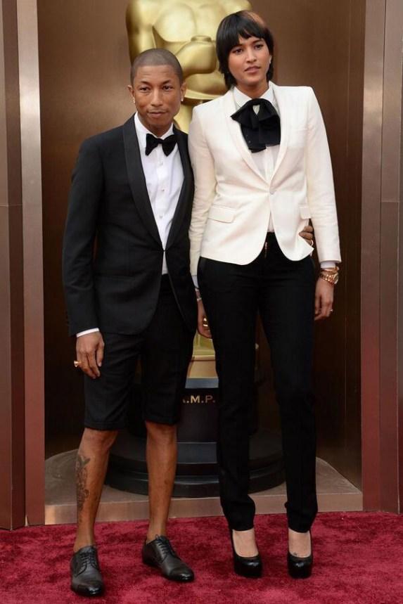 Pharrell Williams @ Oscars 2014