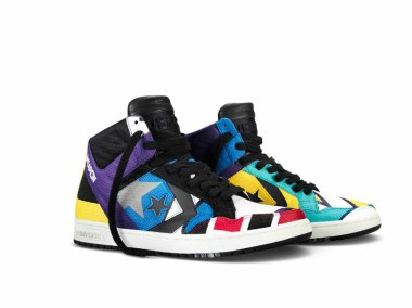 Converse CONS Weapon Patchwork