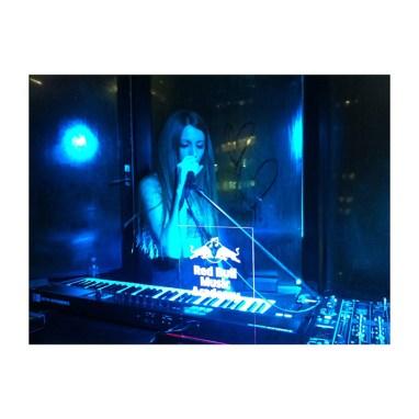 Brigitte Laverne @ Red Bull Music Academy 2014