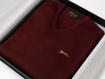 "Jersey James Bond ""Goldfinger"" de Slazenger"