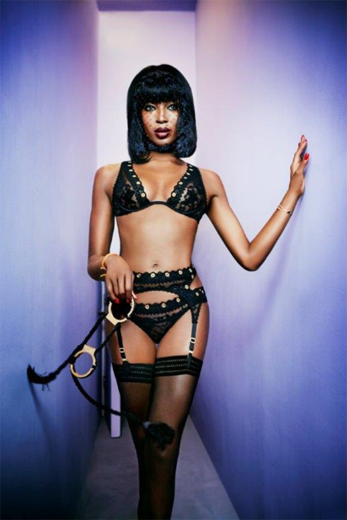 """Wanted Badly"" by Agent Provocateur"