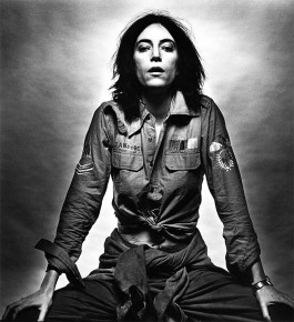 "Patti Smith @ ""Irresistibles"""