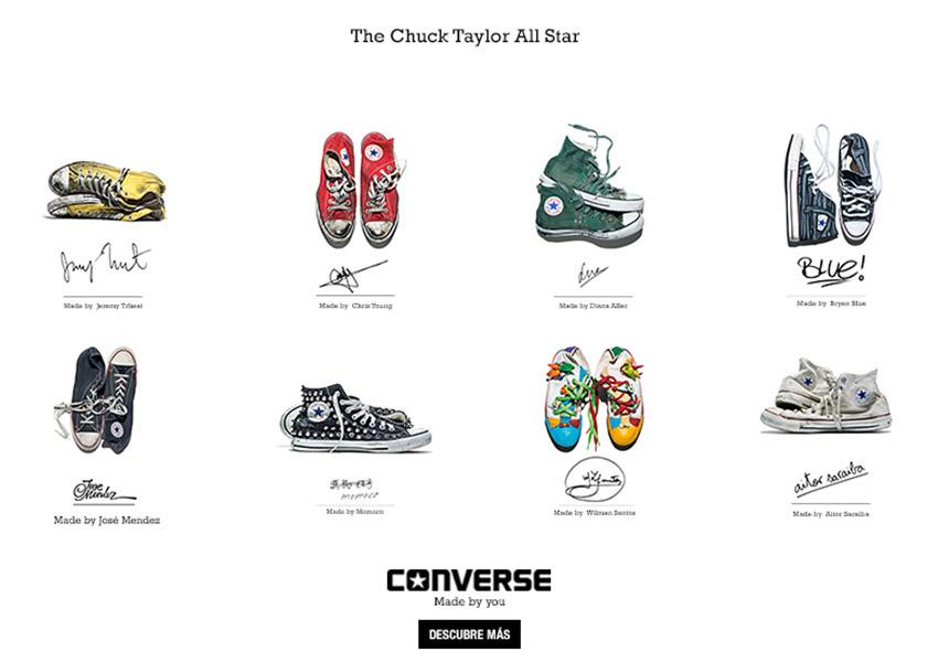 Las zapatillas Converse One Star se visten de ante