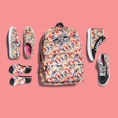 Vans x Disney Princess