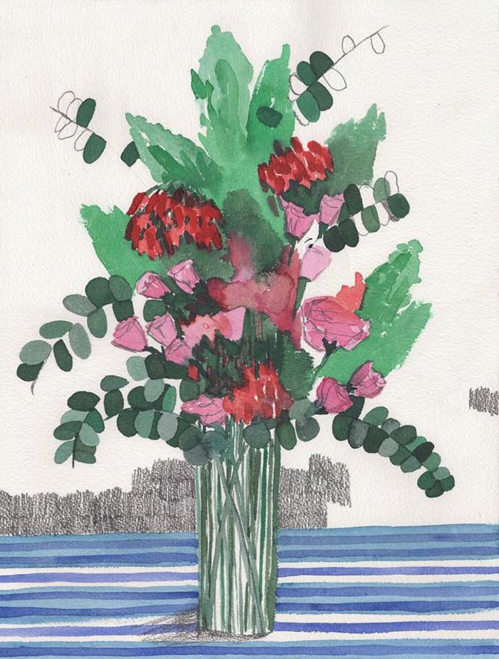 """""""À fleurs, à pois, à rayures"""" @ ONEstudio"""