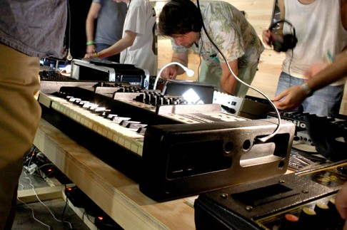 Novation @ Sónar 2015