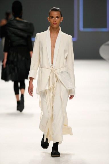 "Chelsea Van Der Ver @ ModaFad ""T Project"" (080 Barcelona Fashion)"