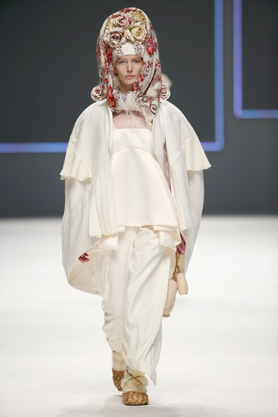 "Evelina Martirosyan @ ModaFad ""T Project"" (080 Barcelona Fashion)"