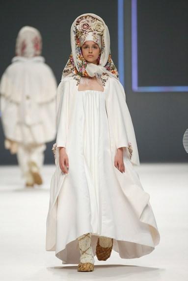 """Evelina Martirosyan @ ModaFad """"T Project"""" (080 Barcelona Fashion)"""