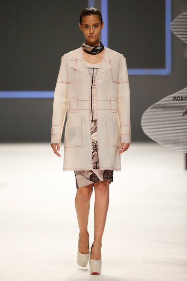 "Gabriela Pardo @ Modafad ""Project T"" (080 Barcelona Fashion)"
