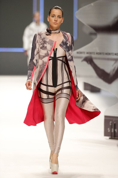 "Gabriela Pardo @ Modafad ""Project T"" (080 Barcelona Fashion)"