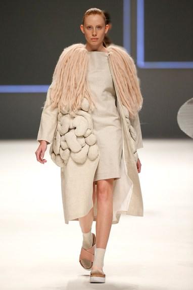 "Gina Lopez Mateos @ Modafad ""Project T"" (080 Barcelona Fashion)"