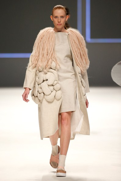 "Gina Lopez Mateos @ Modafad ""Project T"" (080 Barcelona Fashion)"