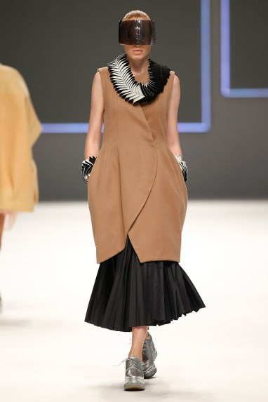 "Lizbeth Cevallos @ Modafad ""Project T"" (080 Barcelona Fashion)"