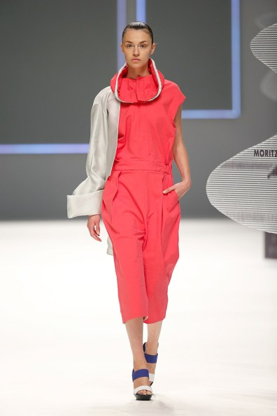 "Mireia Salvia @ Modafad ""Project T"" (080 Barcelona Fashion)"