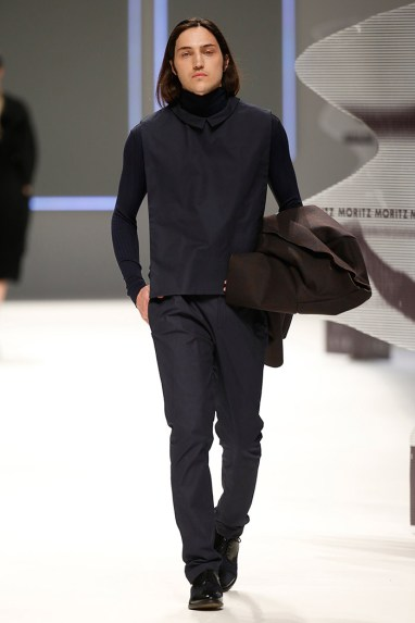 "Sarah Iglesias @ Modafad ""Project T"" (080 Barcelona Fashion)"