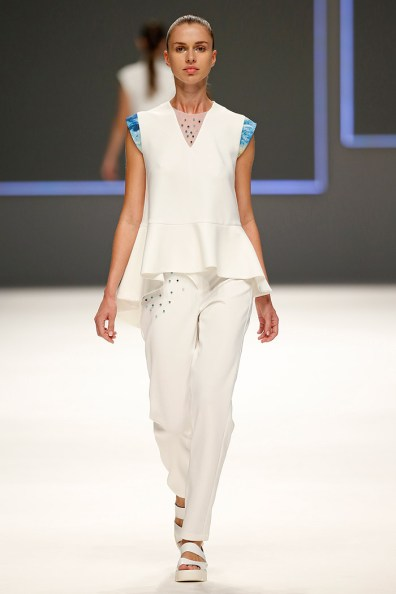 "Yana Matyash @ ModaFad ""Project T"" (080 Barcelona Fashion)"