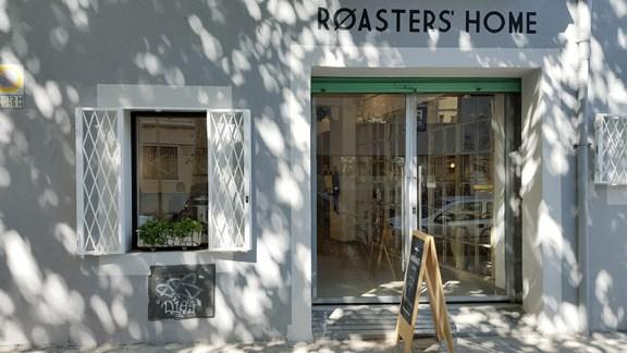Nømad Roasters' Home