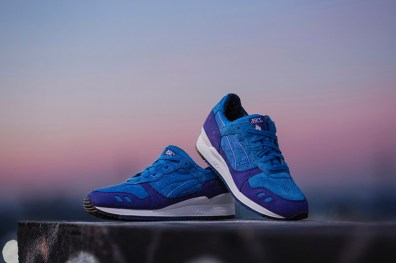 "ASICS Tiger x Hanon | ""Light Night"""