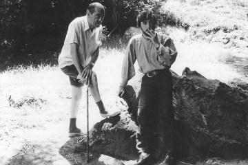 Luis Buñuel y Jean-Claude Carrière