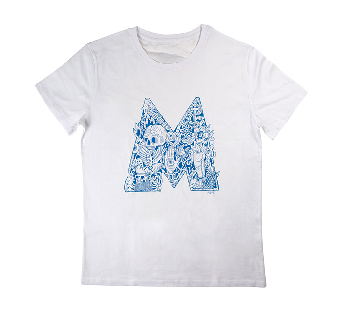 Moritz ART-TEE by Asis Percales