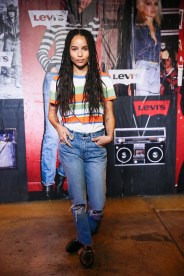 Zoe Kravitz @ Levi's 505 Launch Party