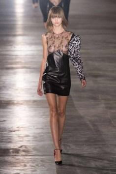 YSL by Anthony Vaccarello (Paris Fashion Week 2016)
