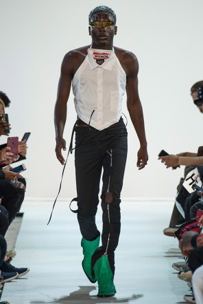 Hood by Air @ New York Fashion Week