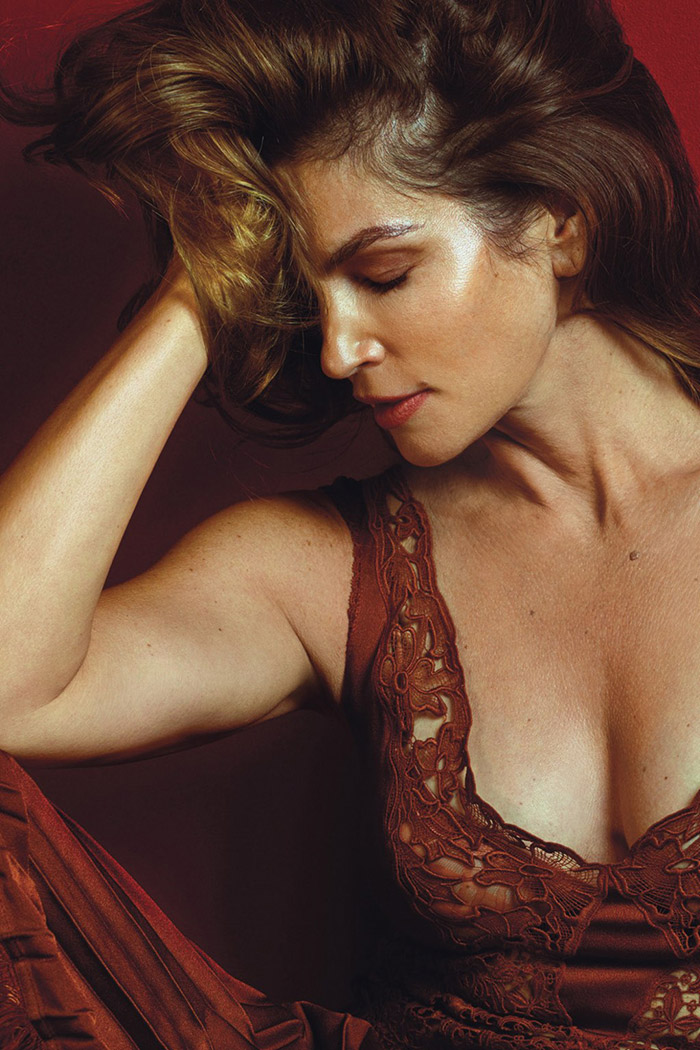 Cindy Crawford / New Royals @ W Magazine