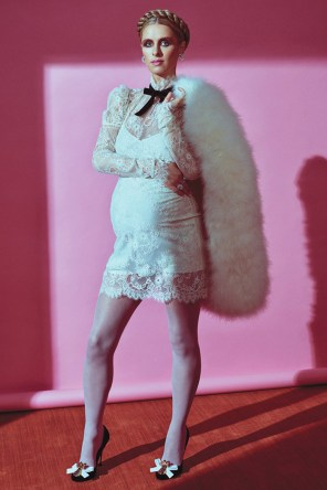 Nicky Hilton / New Royals @ W Magazine