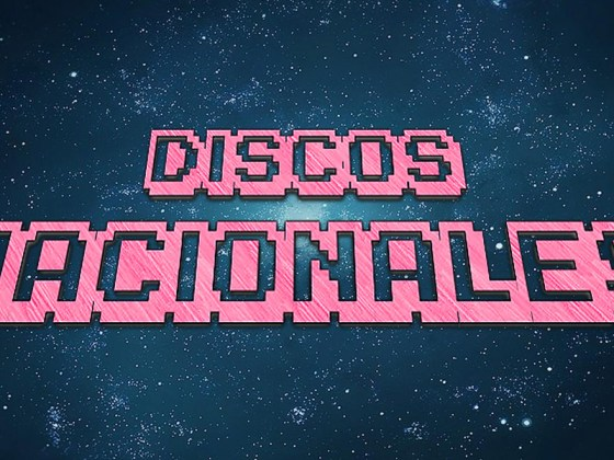Discos Nacionales 2016
