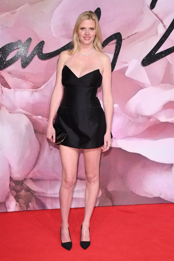 Lara Stone @ Fashion Awards 2016