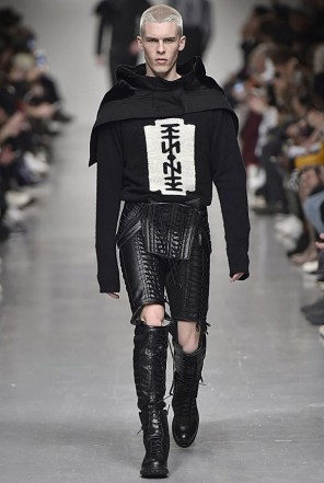 KTZ FW17 (London Fashion Week)