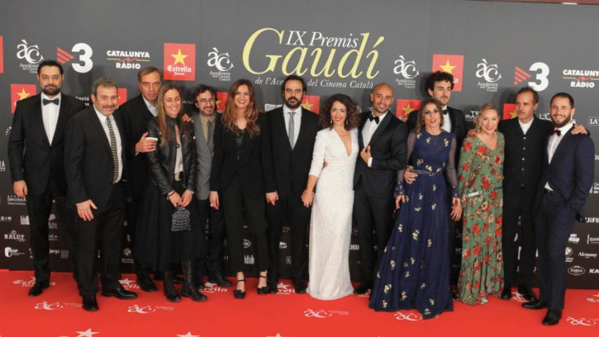 """Equipo de """"El Rey Tuerto"""" @ Gaudí 2017"""