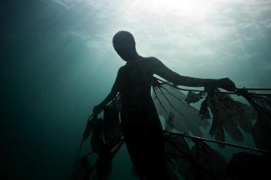 Underwater Sculptures de Jason deCaires Taylor