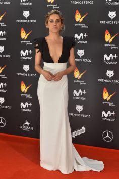 María León @ Premios Feroz 2017